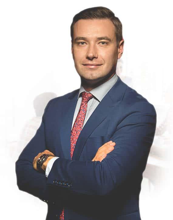Tomasz Szacoń z Retail Poland