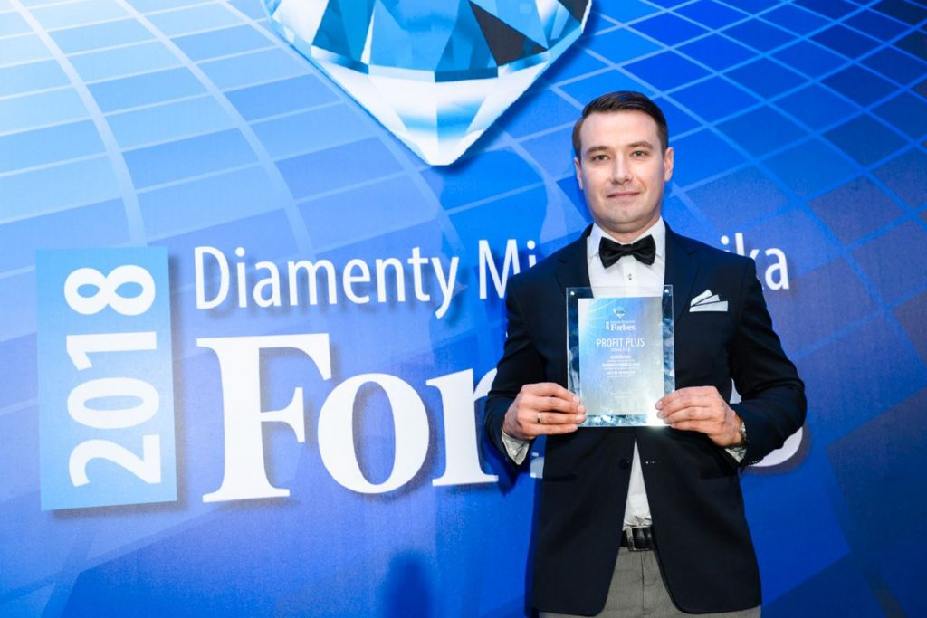 Diament Forbes 2018