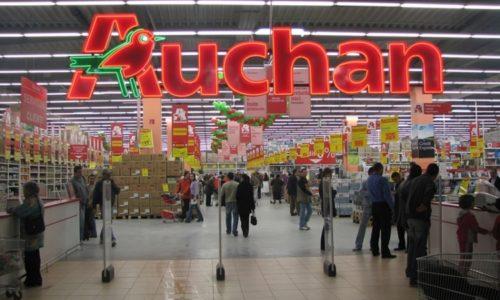 Auchan kanał nowoczesny