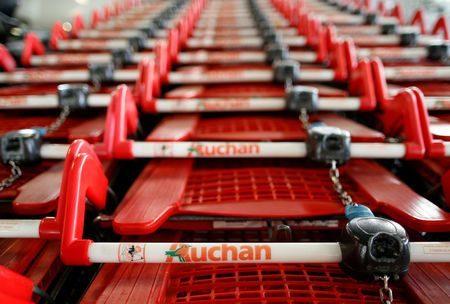 Auchan współpraca